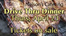 Drive-Thru Dinner April 23